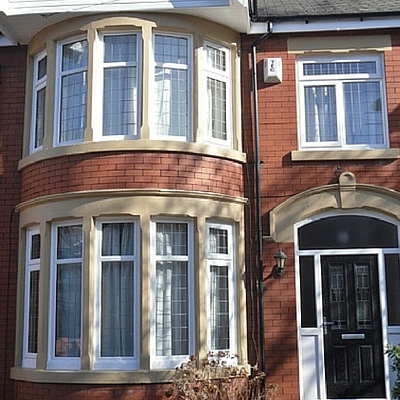 Bay Window fitters Blackpool