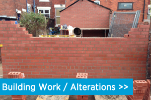 Building Work & Alterations Blackpool