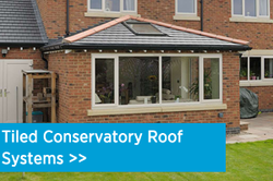 Tiled Conservatory Roof Blackpool