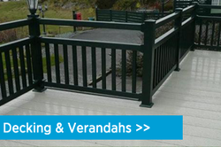 Decking & Verandahs Blackpool