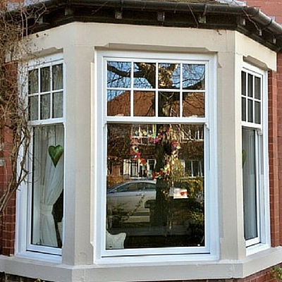 Sash UPVC Windows Fleetwood