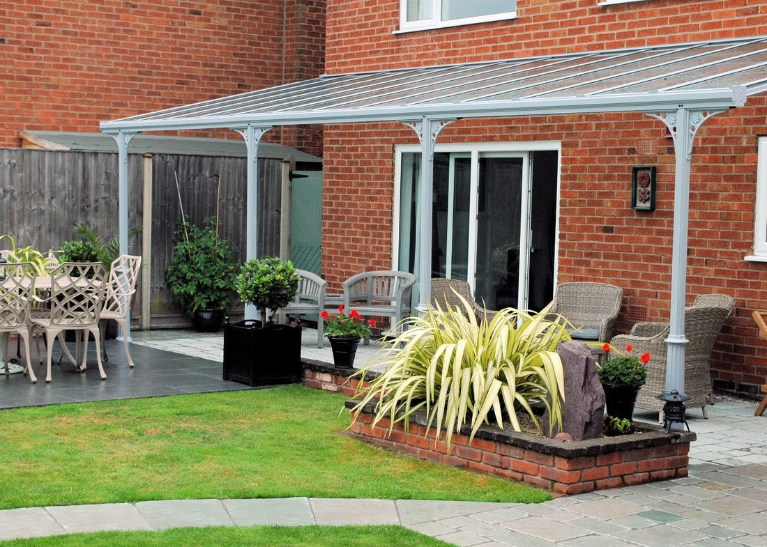 Glass Canopies Blackpool